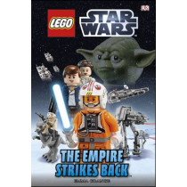 LEGO (R) Star Wars (TM) The Empire Strikes Back by DK, 9781409349693