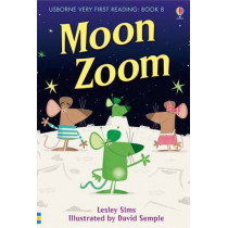 Moon Zoom by Lesley Sims, 9781409507109