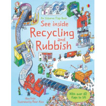 See Inside Rubbish and Recycling by Alex Frith, 9781409507413