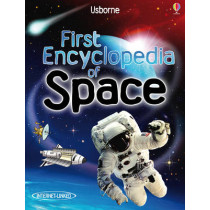 First Encyclopedia of Space by Paul Dowsell, 9781409514312