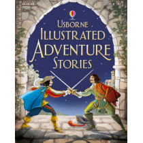 Illustrated Adventure Stories by Various, 9781409522300