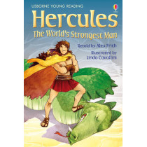 Hercules The World's Strongest Man by Alex Frith, 9781409522355