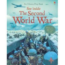 See Inside Second World War by Rob Lloyd Jones, 9781409523291