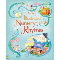 Illustrated Nursery Rhymes by Felicity Brooks, 9781409524069