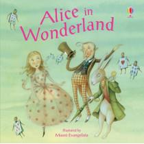 Alice in Wonderland by Lesley Sims, 9781409527954