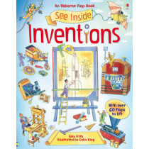 See Inside Inventions by Alex Frith, 9781409532729