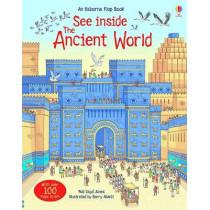See Inside Ancient World by Rob Lloyd Jones, 9781409532897