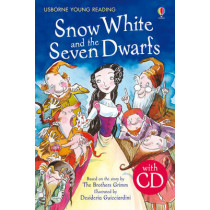 Young Reading CD Packs: Snow White and the Seven Dwarfs by Lesley Sims, 9781409533849
