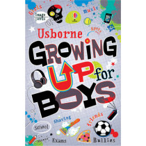 Growing up for Boys by Alex Frith, 9781409534723