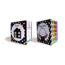 Babys Very First Black & White Little Library, 9781409537076