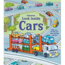Look Inside Cars by Rob Lloyd Jones, 9781409539506