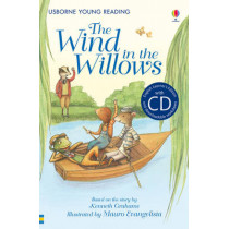 The Wind in the Willows [Book with CD] by Lesley Sims, 9781409545477