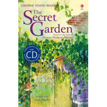 The Secret Garden [Book with CD] by Lesley Sims, 9781409545507