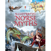 Illustrated Norse Myths by Alex Frith, 9781409550723
