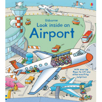 Look Inside an Airport by Rob Lloyd Jones, 9781409551768