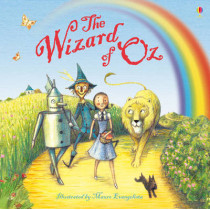 The Wizard of Oz by Lesley Sims, 9781409555957