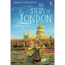 The Story Of London by Rob Lloyd Jones, 9781409564003