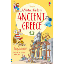 Visitor's Guide to Ancient Greece by Lesley Sims, 9781409566168