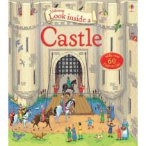 Look Inside a Castle by Conrad Mason, 9781409566175
