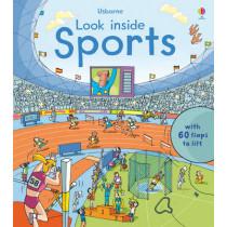 Look Inside Sports by Rob Lloyd Jones, 9781409566199