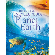 Encyclopedia of Planet Earth by Anna Claybourne, 9781409566243