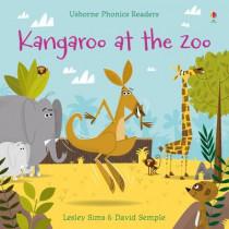 Kangaroo at the Zoo by Lesley Sims, 9781409580447