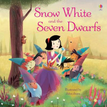 Snow White and the Seven Dwarfs by Lesley Sims, 9781409580461