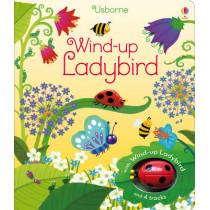 Wind-Up Ladybird by Fiona Watt, 9781409583882