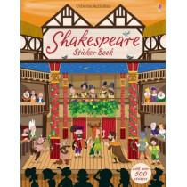 Shakespeare Sticker Book by Rob Lloyd Jones, 9781409596479