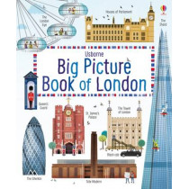 My Big Picture Book of London by Rob Lloyd Jones, 9781409598718