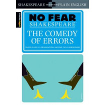 The Comedy of Errors (No Fear Shakespeare) by SparkNotes, 9781411404373