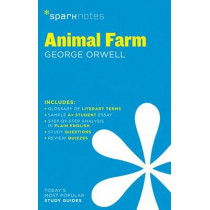 Animal Farm SparkNotes Literature Guide by SparkNotes, 9781411469426