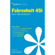 Fahrenheit 451 SparkNotes Literature Guide by SparkNotes, 9781411469532