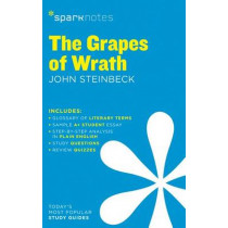The Grapes of Wrath SparkNotes Literature Guide by SparkNotes, 9781411469556