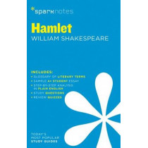 Hamlet SparkNotes Literature Guide by SparkNotes, 9781411469587