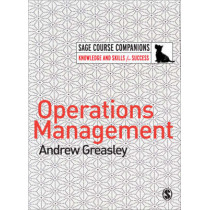 Operations Management by Andrew Greasley, 9781412918831