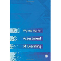 Assessment of Learning by Wynne Harlen, 9781412935180