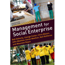 Management for Social Enterprise by Bob Doherty, 9781412947497