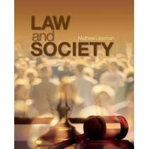Law and Society by Matthew Lippman, 9781412987547