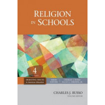 Religion in Schools by Charles J. Russo, 9781412987752