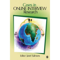 Cases in Online Interview Research by Janet E. Salmons, 9781412991803