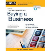 The Complete Guide to Buying a Business by Fred S Steingold, 9781413321746