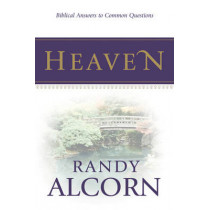 Heaven: Biblical Answers To Common Questions (Booklet) by Randy Alcorn, 9781414301914