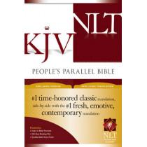 People's Parallel Bible: KJV/NLT, 9781414307152