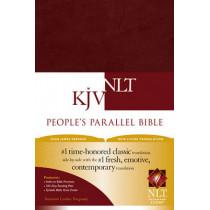KJV/NLT People's Parallel Edition, 9781414307176