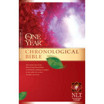 NLT One Year Chronological Bible, The, 9781414314082