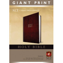 NLT Holy Bible, Giant Print, 9781414314303