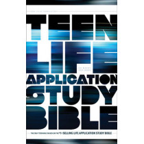 NLT Teen Life Application Study Bible, 9781414324623