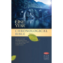 One Year Chronological Bible, 9781414376561
