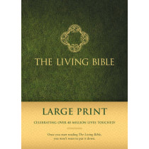 Living Bible Large Print Edition, The, 9781414378572